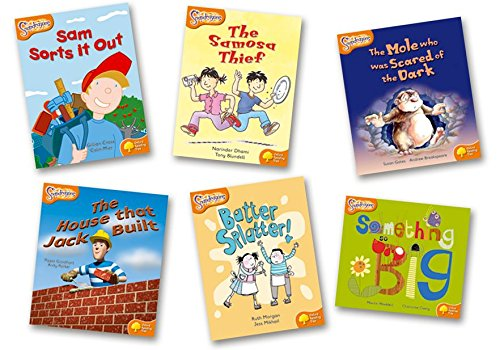 9780198455448: Oxford Reading Tree: Level 6: Snapdragons: Pack (6 books, 1 of each title)