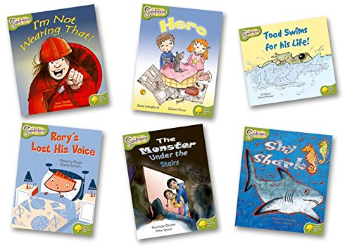 9780198455509: Oxford Reading Tree: Level 7: Snapdragons: Pack (6 books, 1 of each title)