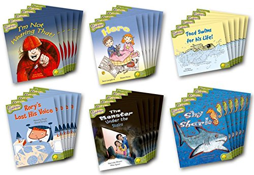 9780198455516: Oxford Reading Tree: Level 7: Snapdragons: Class Pack (36 books, 6 of each title)