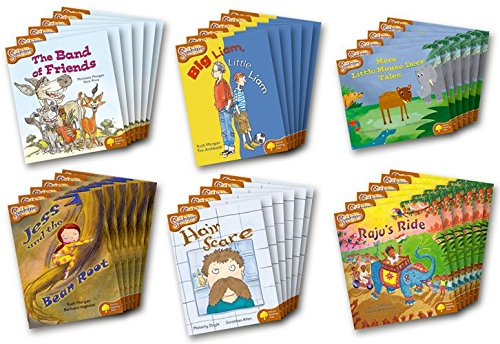 9780198455608: Oxford Reading Tree: Level 8: Snapdragons: Class Pack (36 books, 6 of each title)