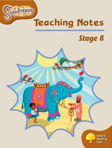 9780198455677: Oxford Reading Tree: Level 8: Snapdragons: Teaching Notes