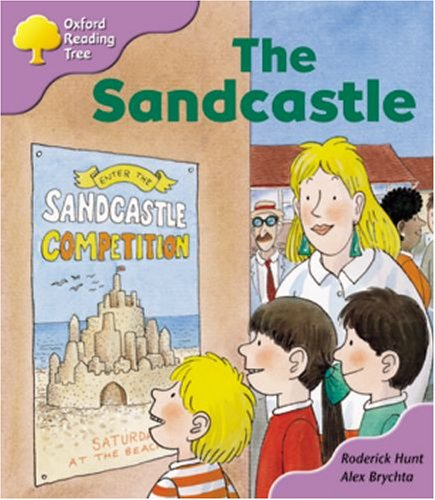 9780198456186: Oxford Reading Tree: Stage 1+: More First Sentences B: the Sandcastle