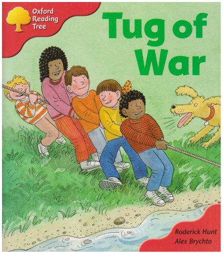 9780198456322: Oxford Reading Tree: Stage 4: More Stories C: Tug of War