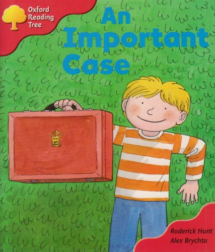 9780198456339: Oxford Reading Tree: Stage 4: More Stories C: An Important Case