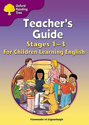 9780198459873: Oxford Reading Tree: Levels 1-3: Teacher's Guide for Children Learning English (Export Edition)