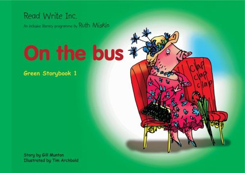 9780198459989: Read Write Inc.: Set 1 Green: Colour Storybooks: Pack of 10 titles