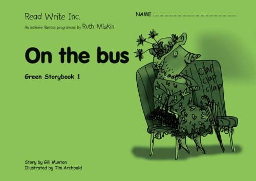 9780198460121: Read Write Inc.: Set 1 Green: Black and White Storybooks: Pack of 10 Titles