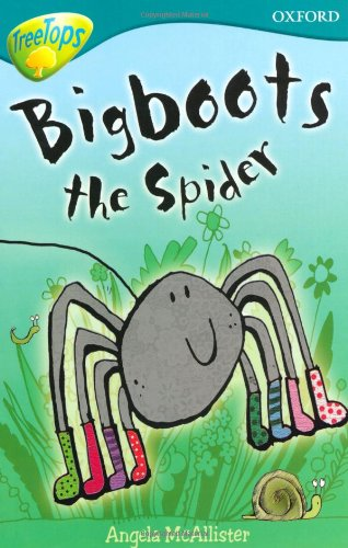 9780198460947: Oxford Reading Tree: Level 9: Treetops Fiction More Stories A: Bigboots the Spider