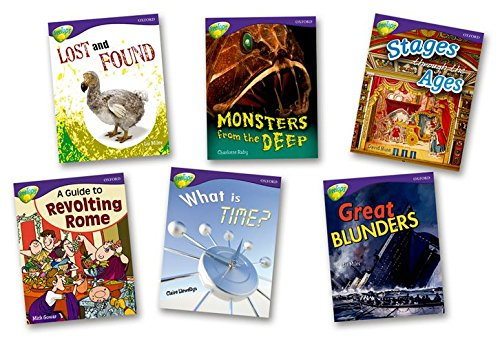 9780198461104: Oxford Reading Tree: Level 11A: TreeTops More Non-Fiction: Pack (6 books, 1 of each title)