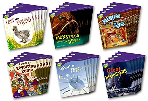 9780198461111: Oxford Reading Tree: Level 11A: TreeTops More Non-Fiction: Class Pack (36 books, 6 of each title)