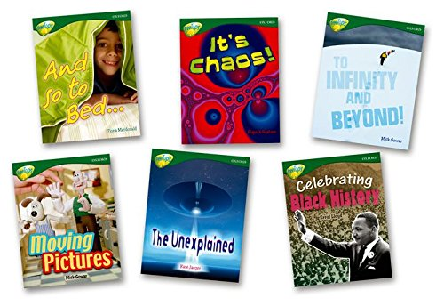 9780198461197: Oxford Reading Tree: Level 12A: TreeTops More Non-Fiction: Pack (6 books, 1 of each title)