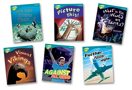 9780198461289: Oxford Reading Tree: Level 9: TreeTops Non-Fiction: Pack (6 books, 1 of each title)