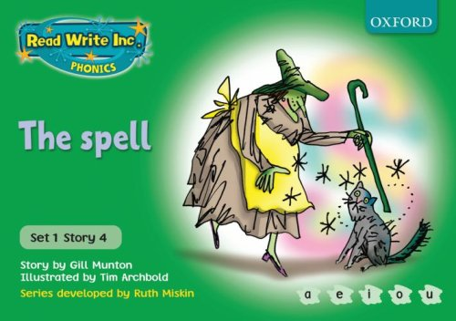9780198461401: Read Write Inc. Phonics: Green Set 1 Storybooks: The Spell