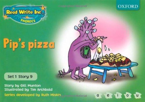 9780198461456: Read Write Inc. Phonics: Green Set 1 Storybooks: Pip's Pizza