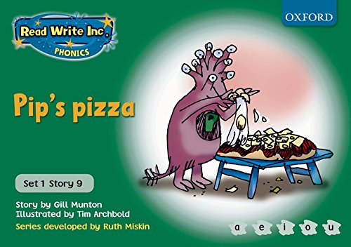 9780198461470: Read Write Inc. Phonics: Green Set 1 Storybooks: Mixed Pack of 10