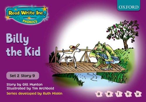 9780198461579: Read Write Inc. Phonics: Purple Set 2 Storybooks: Billy the Kid