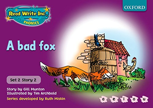 9780198461593: Read Write Inc. Phonics: Purple Set 2 Storybooks: Mixed Pack of 10 Titles