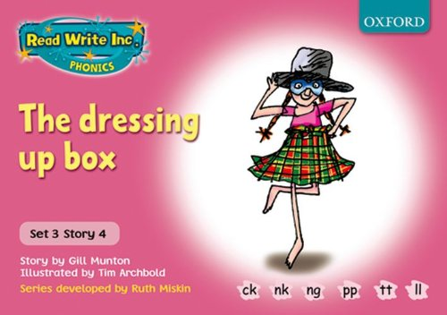 9780198461647: Read Write Inc. Phonics: Pink Set 3 Storybooks: The Dressing-Up Box
