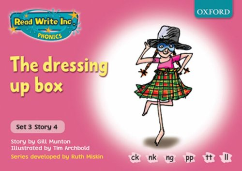 9780198461722: Read Write Inc. Phonics: Pink Set 3 Storybooks: School Pack of 100 (10x10 titles)