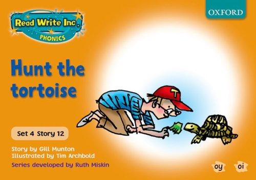 Read Write Inc. Phonics: Orange Set 4: Munton, Gill