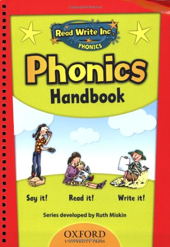 9780198462279: Read Write Inc. Phonics: Read Write Inc.Phonics Handbook