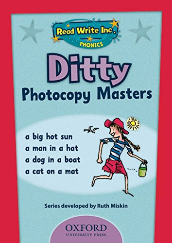 9780198462514: Read Write Inc. Phonics: Ditty Photocopy Masters