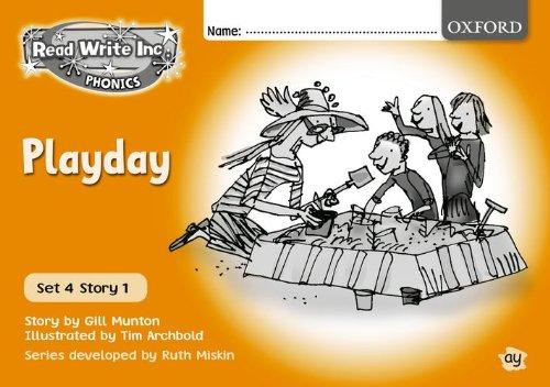 9780198462606: Read Write Inc. Phonics: Orange Set 4 B/W Storybooks: School Pack of 120 Books