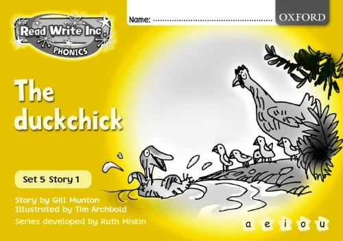9780198462613: Read Write Inc. Phonics: Yellow Set 5 B/W Storybooks: Mixed Pack of 10 books