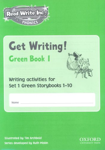 9780198462712: Read Write Inc. Phonics: Get Writing: Mixed Pack of 7