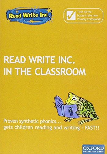 9780198462897: Read Write Inc.: RWI In the Classroom DVD