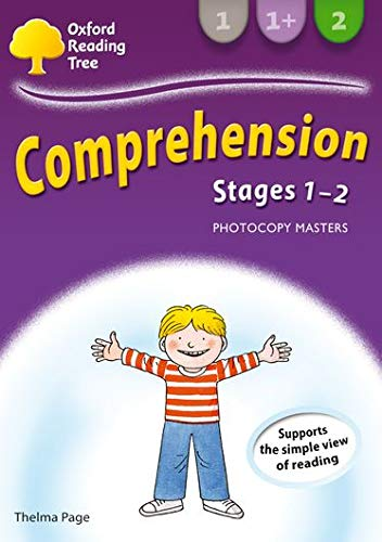 Oxford Reading Tree: Levels 1-2: Comprehension Photocopy: Thelma Page