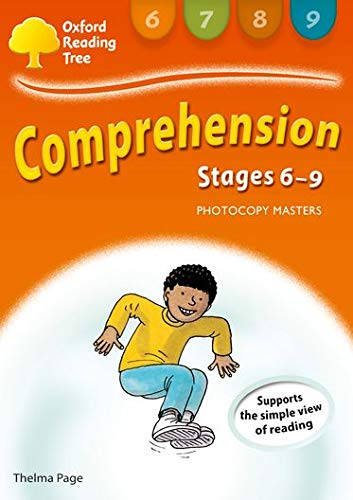 9780198462927: Oxford Reading Tree: Levels 6-9: Comprehension Photocopy Masters