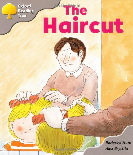 9780198462965: Oxford Reading Tree: Stage 1: Kipper Storybooks: the Haircut