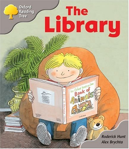 9780198462972: Oxford Reading Tree: Stage 1: Kipper Storybooks: The Library