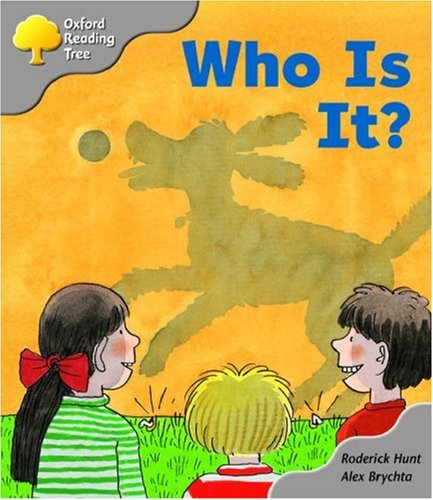 9780198463146: Oxford Reading Tree: Stage 1: First Words: Who is It?