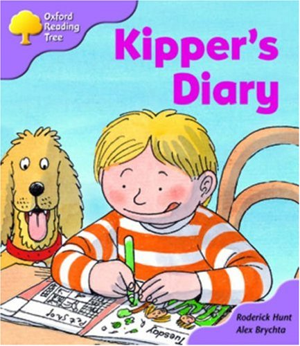 9780198463467: Oxford Reading Tree: Stage 1+: First Sentences: Kipper's Diary