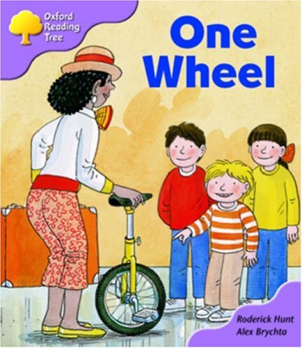 9780198463597: Oxford Reading Tree: Stage 1+: More First Sentences B: One Wheel