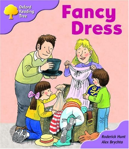 9780198463702: Oxford Reading Tree: Stage 1+: Patterned Stories: Fancy Dress