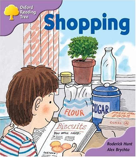 9780198463771: Oxford Reading Tree: Stage 1+: More Patterned Stories: Shopping
