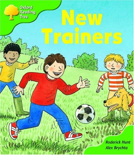 9780198463863: Oxford Reading Tree: Stage 2: Storybooks: New Trainers