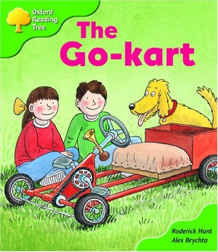 9780198463894: Oxford Reading Tree: Stage 2: Storybooks: the Go-kart