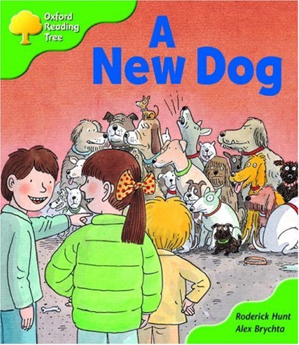 9780198463900: Oxford Reading Tree: Stage 2: Storybooks: a New Dog