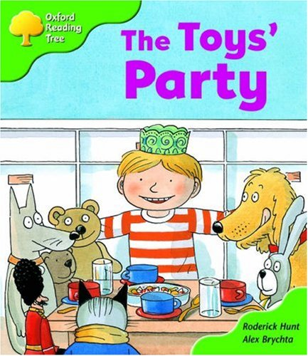 9780198463917: Oxford Reading Tree: Stage 2: Storybooks: The Toys' Party