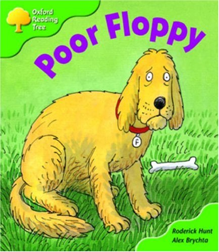 9780198463962: Oxford Reading Tree: Stage 2: First Phonics: Poor Floppy