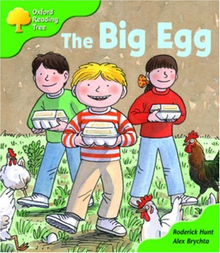9780198463979: Oxford Reading Tree: Stage 2: First Phonics: the Big Egg