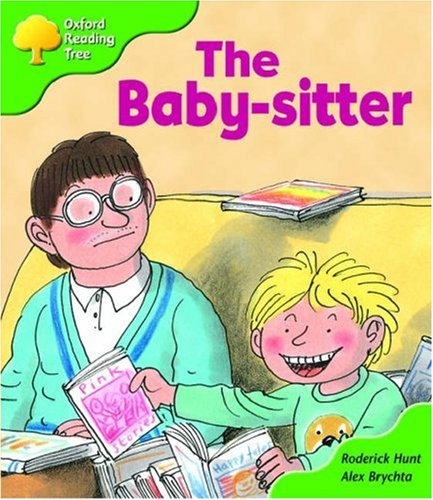 9780198464051: Oxford Reading Tree: Stage 2: More Storybooks A: The Baby-sitter