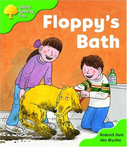 9780198464068: Oxford Reading Tree: Stage 2: More Storybooks A: Floppy's Bath