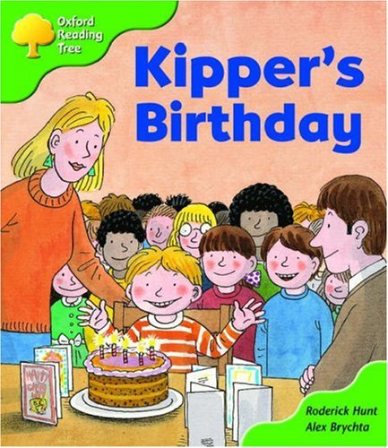 9780198464082: Oxford Reading Tree: Stage 2: More Storybooks A: Kipper's Birthday