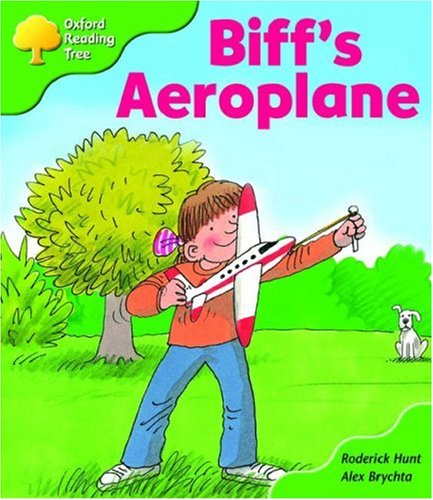 9780198464150: Oxford Reading Tree: Stage 2: More Storybooks B: Biff's Aeroplane