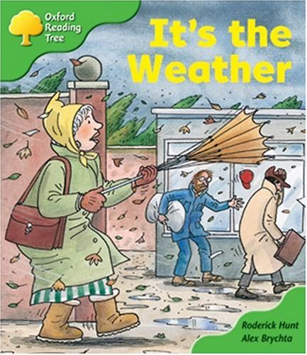 9780198464228: Oxford Reading Tree: Stage 2: Patterned Stories: It's the Weather